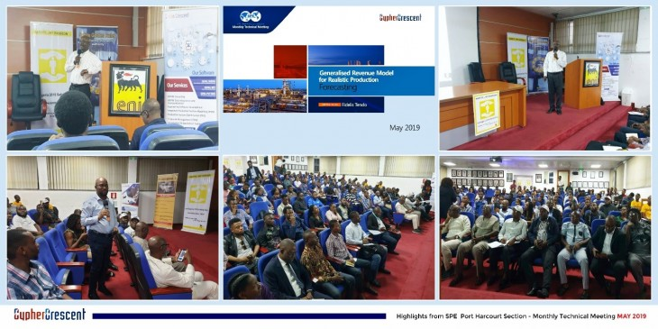 CypherCrescent Sponsors SPE Monthly Technical Meeting