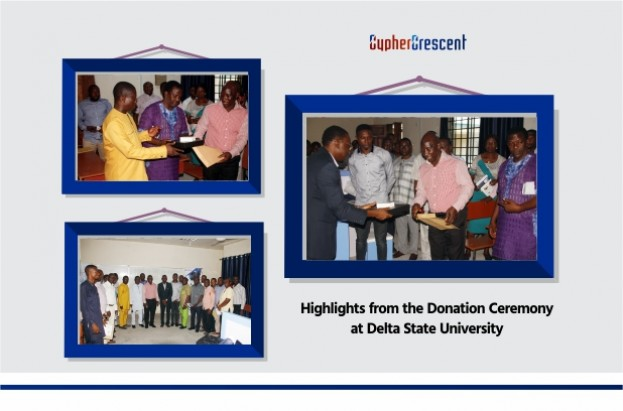 CypherCrescent Donates SEPAL WRMS Software to Delta State Universtiy (DELSU)